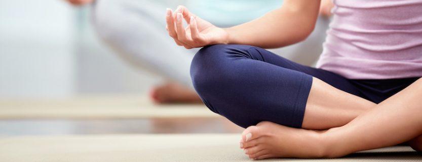 Yoga-Kurse, um online Gewicht zu verlieren