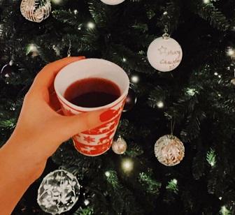 Gesunder Weihnachtspunsch